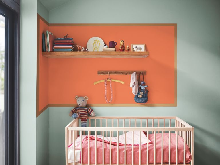 nursery color ideas