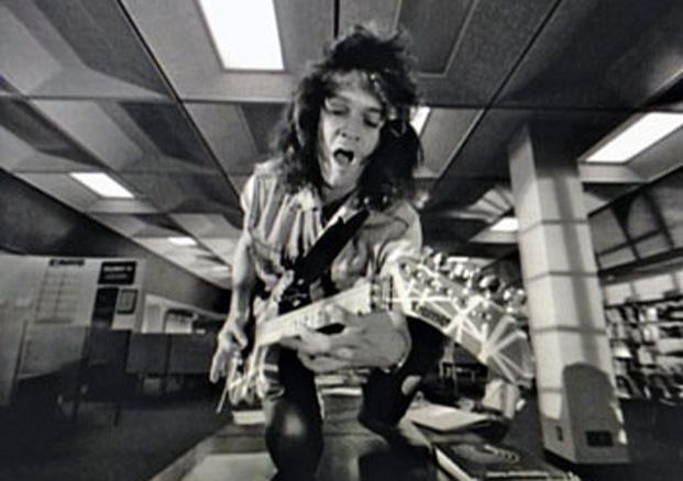 "Hear Eddie Van Halen's Isolated Guitars from ""Hot for Teacher"""