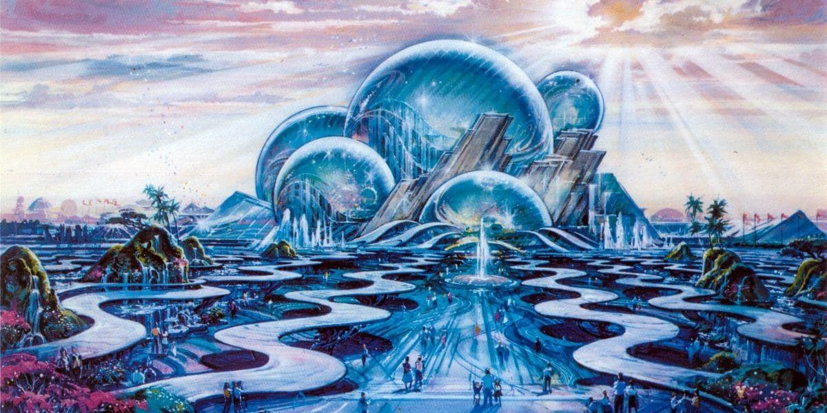 DisneySea concept art