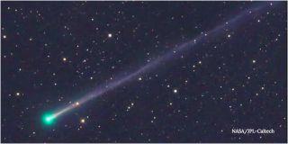 Comet 45P/Honda-Mrkos-Pajdusakova