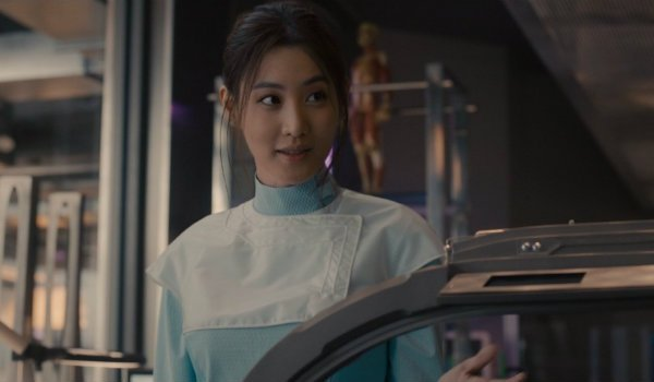 helen Cho avengers age of ultron