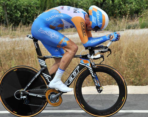 David Millar, Vuelta a Espana 2010, stage 17 ITT