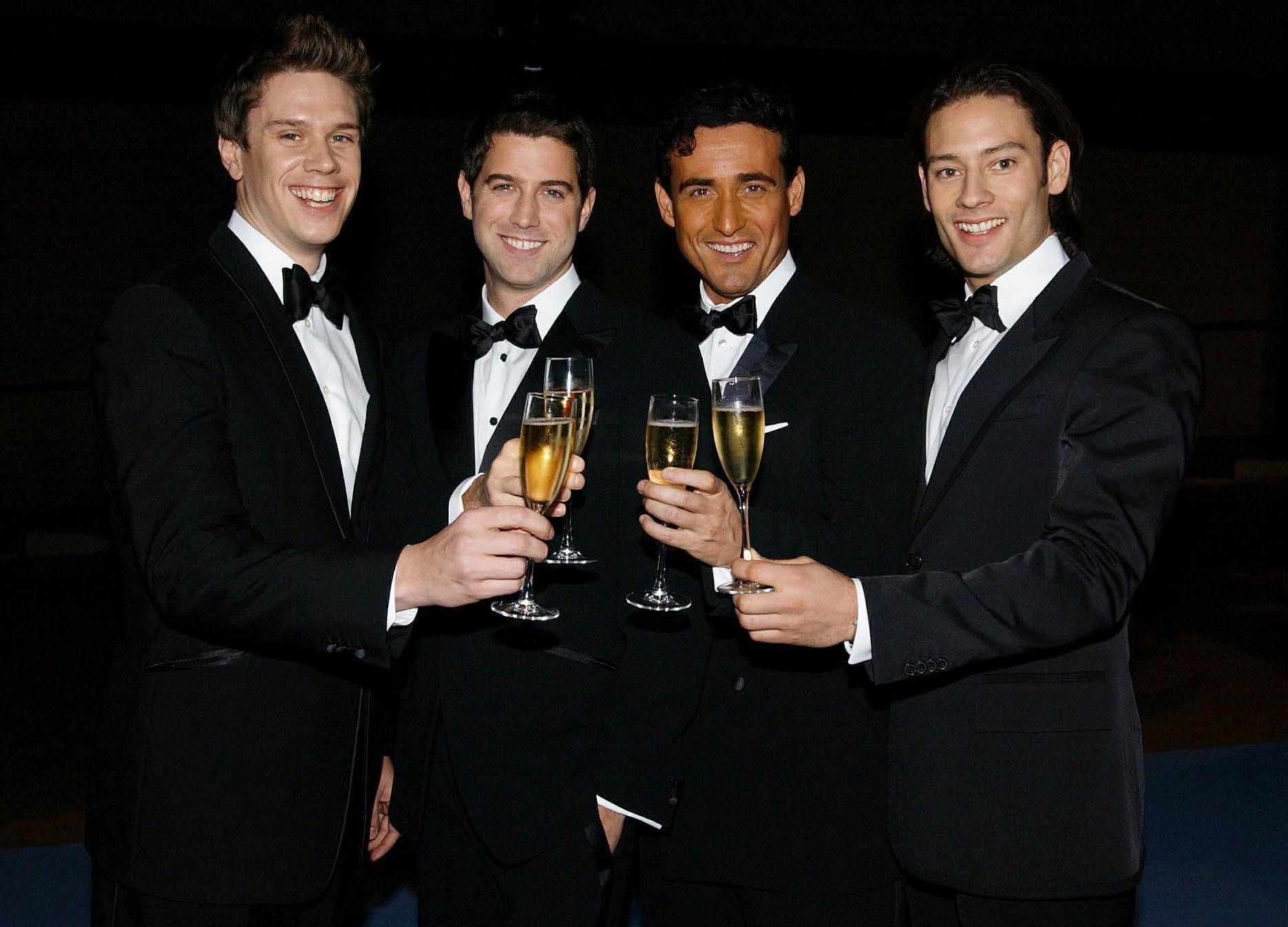 Il Divo: American Idol almost put us off forming