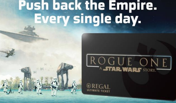 Rogue One Ultimate Ticket