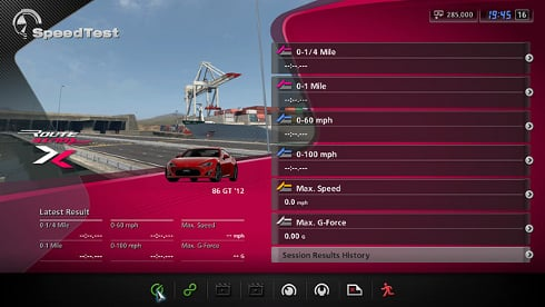 Gran Turismo 5 Car Pack 3, Speed Test Course Pack Arriving Tuesday #20251