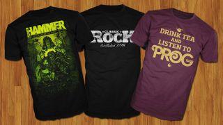 Louder pop-up t-shirt store
