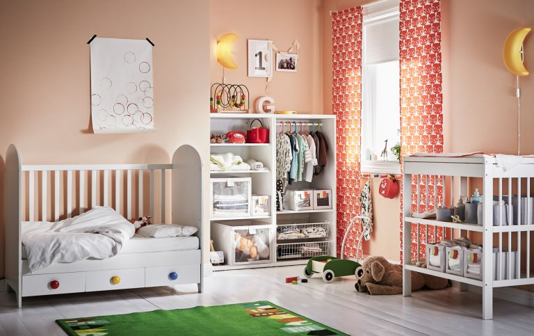 Design a nursery with Ikea