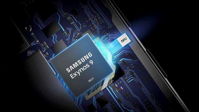Exynos 9820 Samsung Galaxy S10 MWC 2019