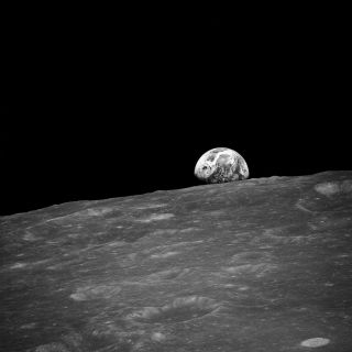 Earthrise: 50 Years Ago Today, Apollo 8 Changed Humanity's Vision of Earth Forever