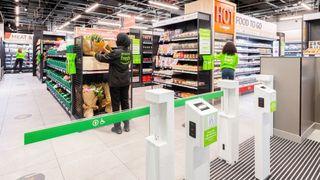 Amazon Fresh store London