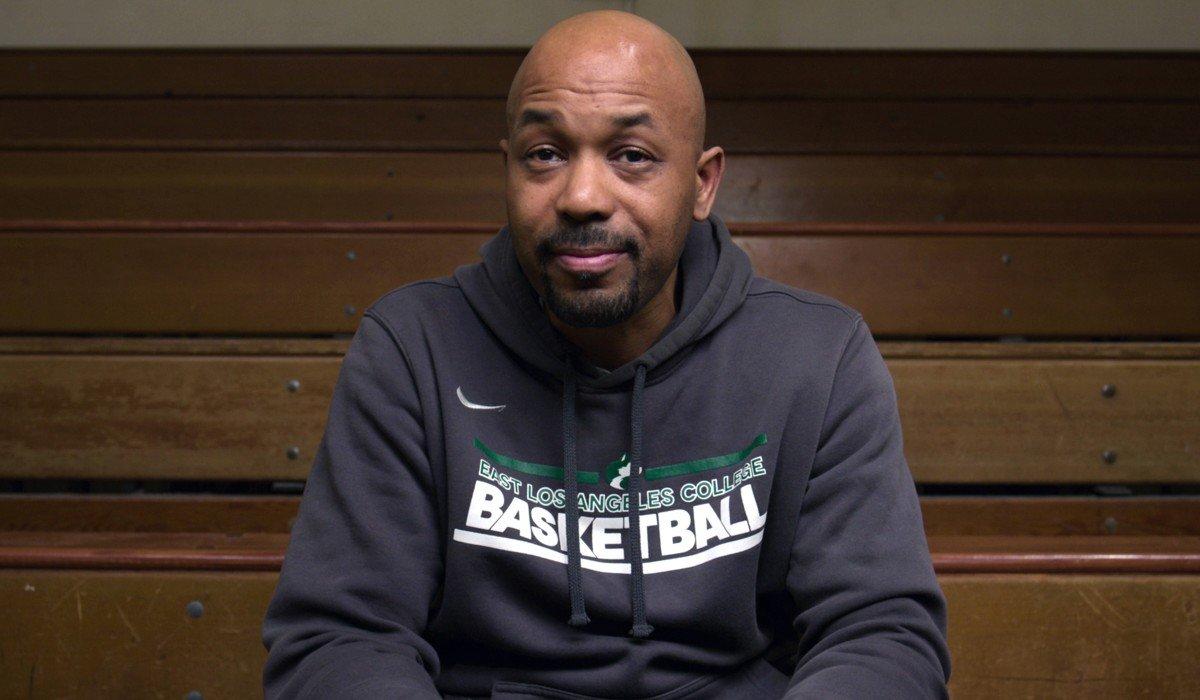 John Mosby Last Chance U: Basketball Netflix