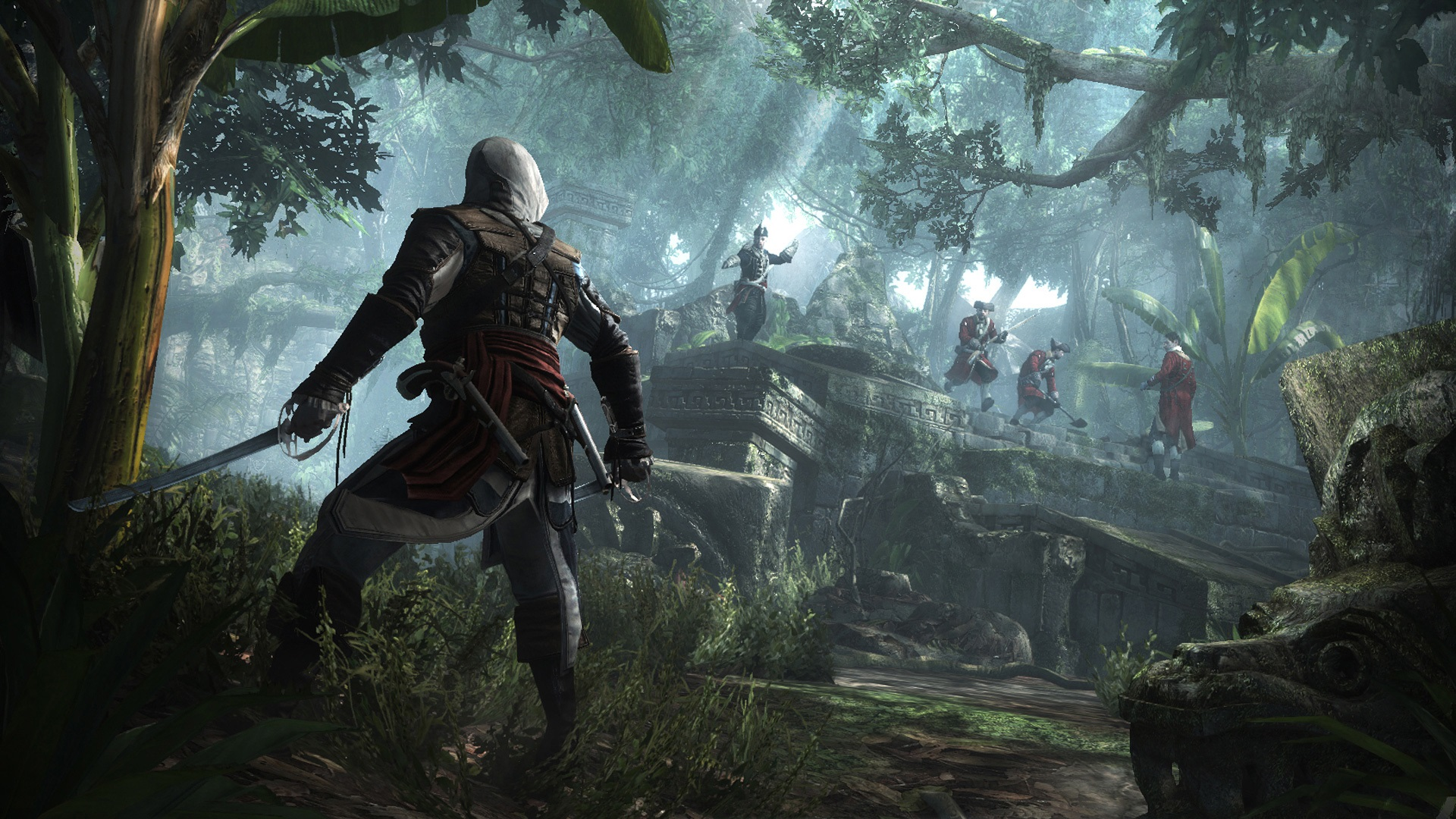No need to be a pirate ubisoft makes assassins creed iv black no need to be a pirate ubisoft makes assassins creed iv black flag free on pc techradar voltagebd Images