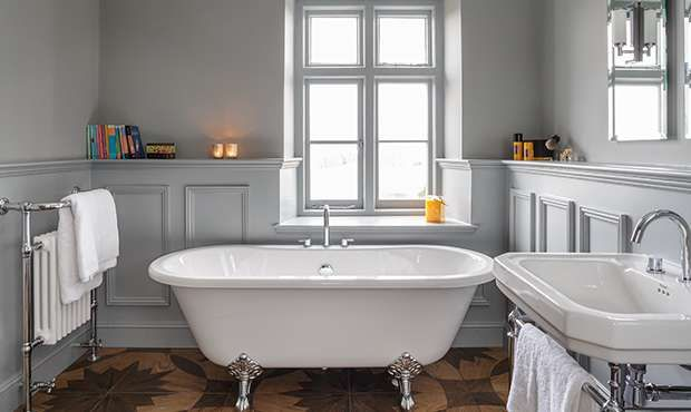 Victorian Style Bathroom Real Homes