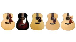 Acoustic Guitar Body Shapes Explained Musicradar