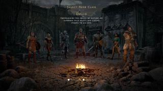 Diablo 2 classes