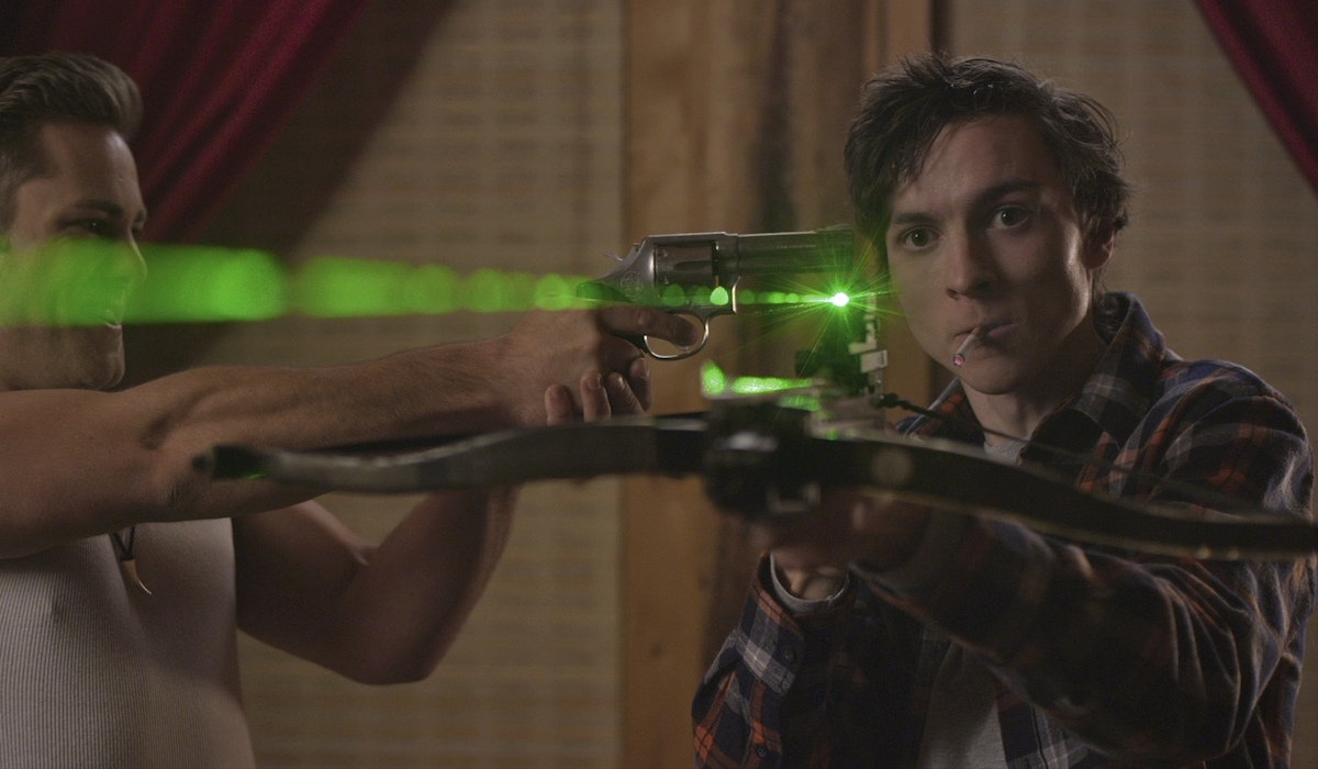 Milo Cawthorne in Blood Punch