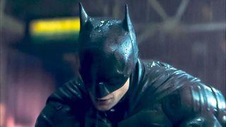 The Batman movie — Robert Pattinson as The Batman