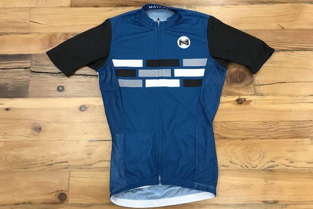 Matchy Roubaix jersey