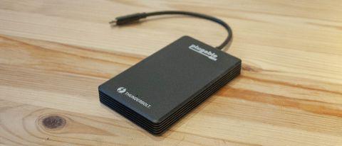 Plugable Thunderbolt 3 2TB NVMe SSD