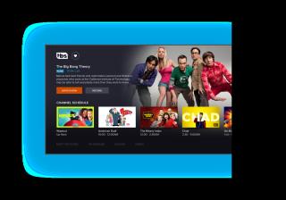 The new Sling TV app