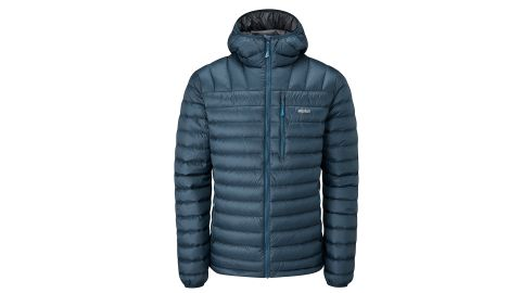 The Alpkit Filoment Hoody down jacket