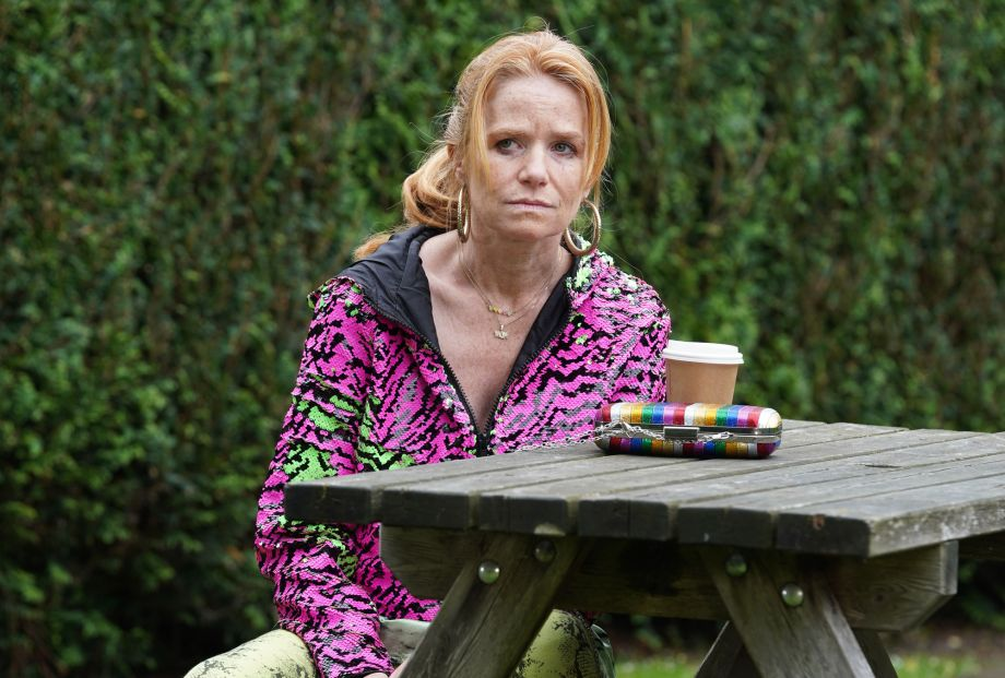EastEnders Bianca wants to talk to Tiffany in EastEnders