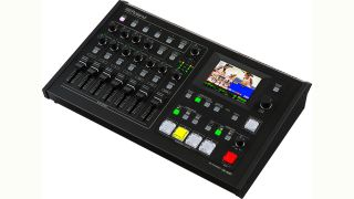 Roland Launches VR-4HD High-Definition AV Mixer