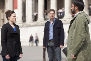 Erin questions her future at MI5
