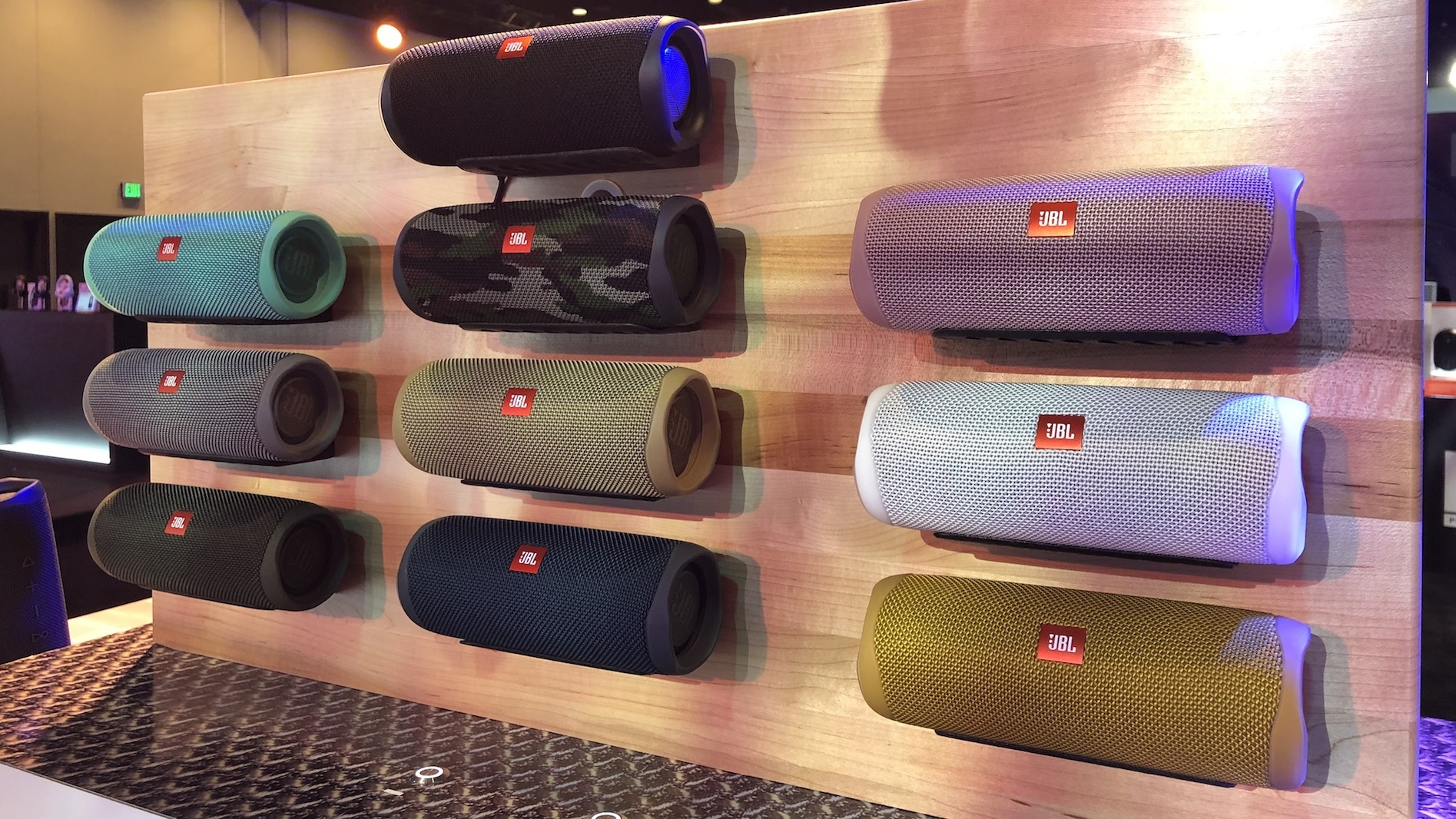 JBL launches Flip 5 Bluetooth speaker with USB-C charging at CES