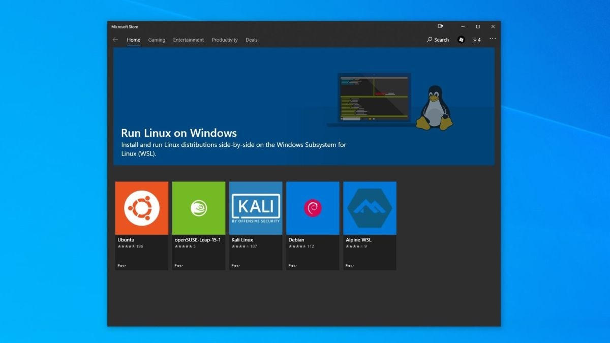 Linux on Windows 10 gets major computing boost - TechRadar South Africa