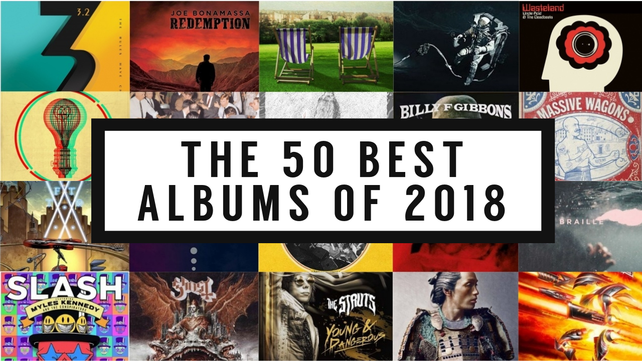 34bb8ac4aef The 50 best albums of 2018