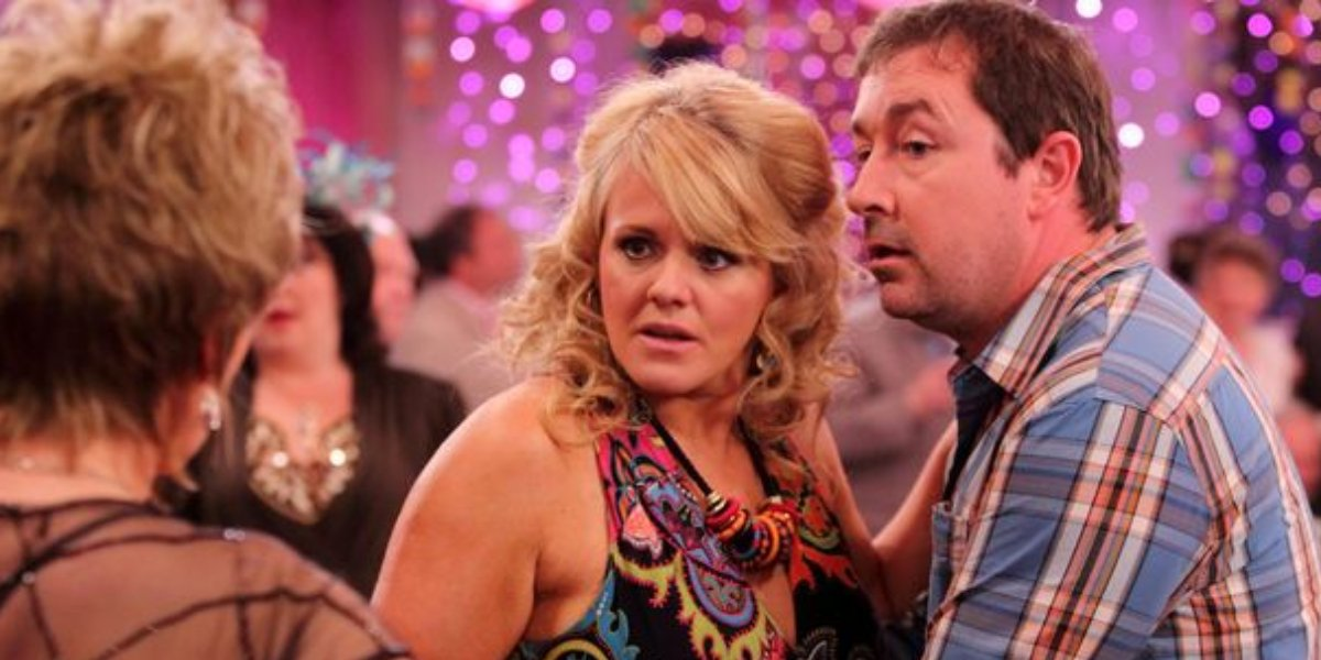 The cast of Mount Pleasant