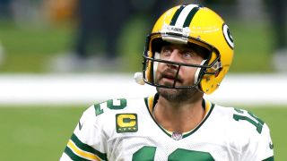 Aaron Rodgers and the Green Bay Packers take on the Atlanta Falcons on Oct. 5 on Monday Night Football.