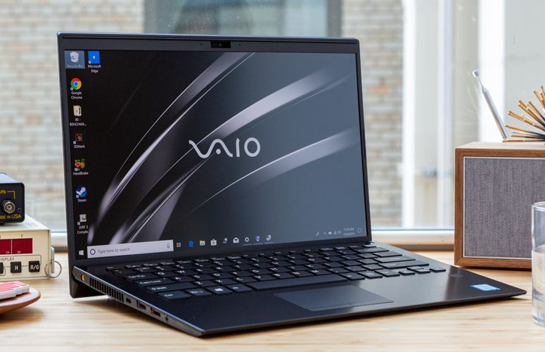 Vaio SX14 - Full Review and Benchmarks | Laptop Mag