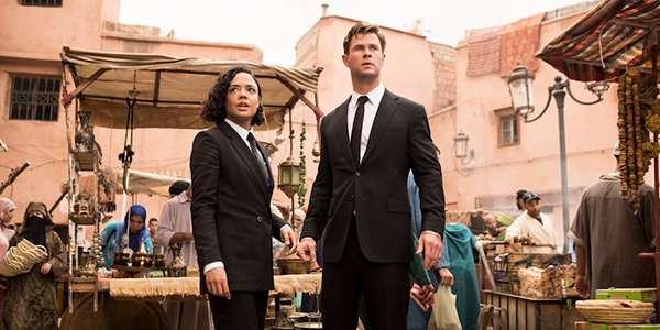 Wow, Men In Black International Saw A Huge Drop At The Box Office During Its Second Weekend