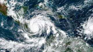 Iota, the last storm of the 2020 Atlantic hurricane season, was the season's 13th hurricane and the 30th named storm. It reached Category 5 strength on Nov. 16, 2020.