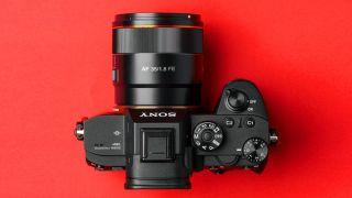 Rokinon / Samyang AF 35mm F1.8 FE