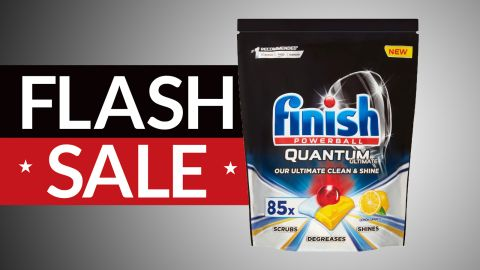 The best dishwasher tablets, Finish Quantum Ultimate, are now ...