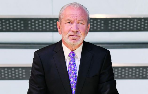 Will the gin task leave Lord Sugar shaken or stirred?