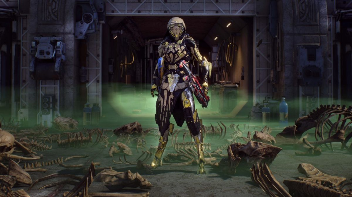 Anthem Season of Skulls is the new Cataclysm, bringing new enemies and items for Halloween