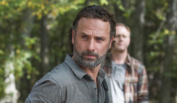 rick walking dead season 7