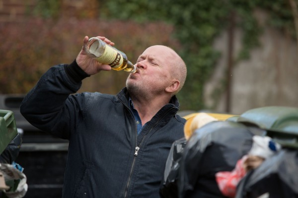 Steve McFadden as Phil Mitchell (Jack Barnes/BBC)