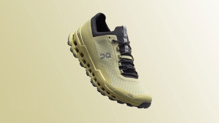 On Cloudultra trail running shoe