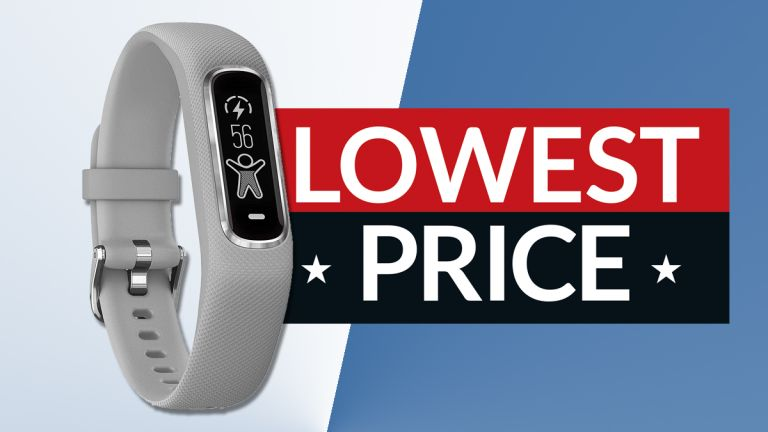 Cheap Garmin fitness band deal: Garmin vivosmart 4 is lowest price EVER