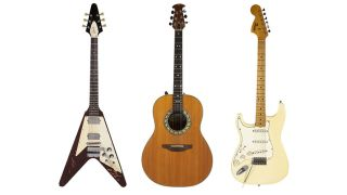 Icons & Idols Trilogy: Rock 'N' Roll auction guitars