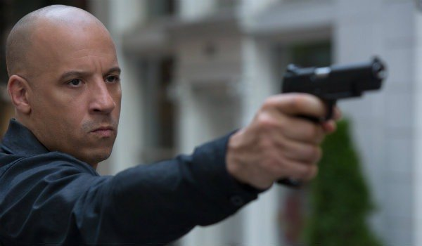 Vin Diesel Dom Toretto Fate of the Furious