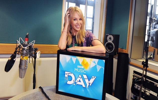 BBC Music Day, Kylie Minogue