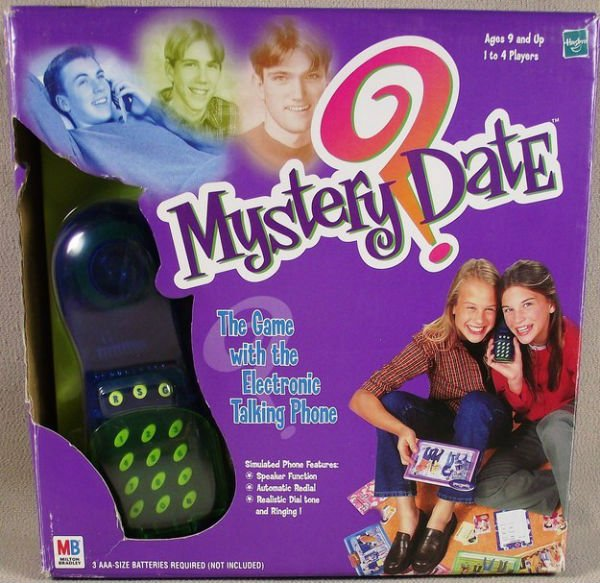 90s Games Dating The Board Of