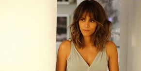 Dang, Halle Berry Rocks A Backless Bikini At 54 And Looks Amazing