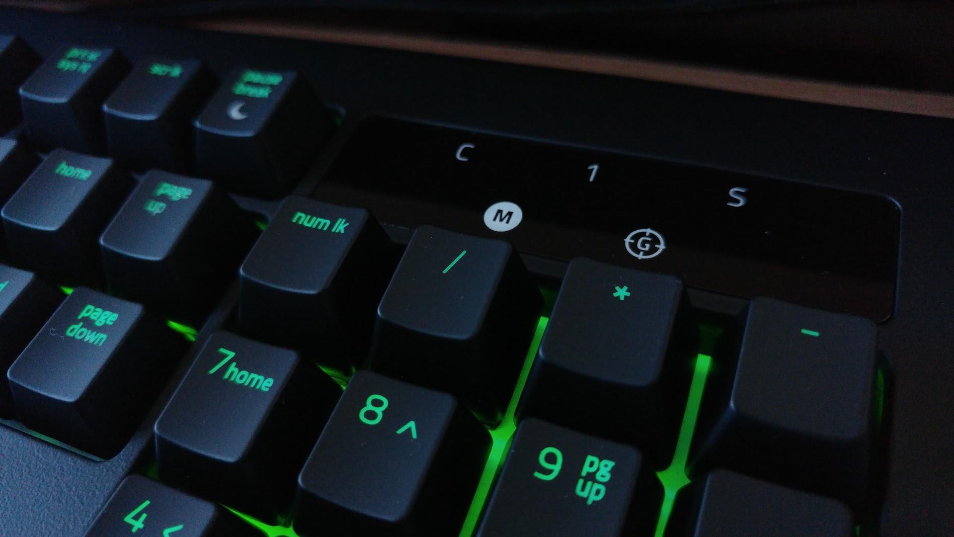 Razer levererar sin Chroma-belysning för tangentbord till bilar ... 080ea1af25bf7